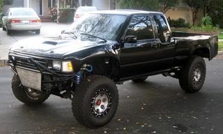 Toyota Pick Up - (Auto, Toyota, pickup)