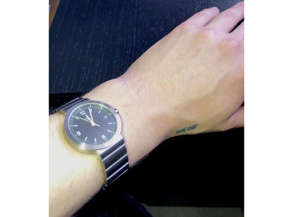 Was ist das für ein Uhrenmodel?