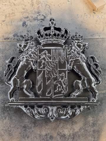 Was ist das für ein Wappen bzw. von welchem Land/Bundesland ist das?