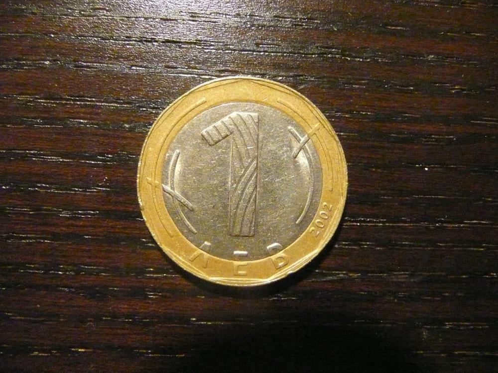 Was Ist Das Für Eine 1 Euro Münze Fälschung Geld Währung