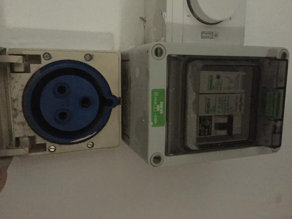 Steckdose - (Strom, elektro, Steckdose)