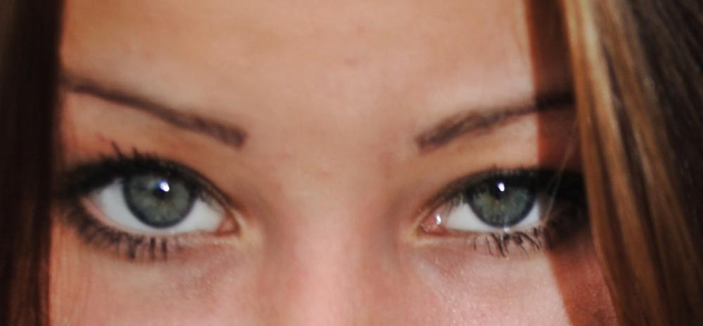 Augenfarbe Blau Grau