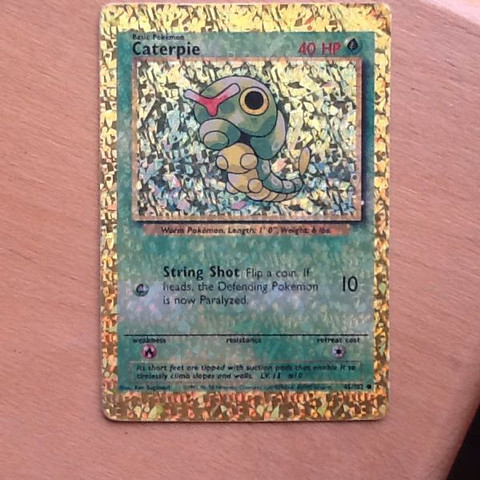 Goldglänzend  - (Pokemon, Karten)