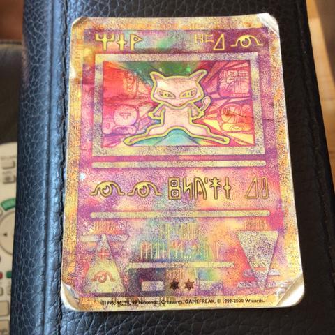 Von 1995, 96, 98, 99 Nintendo, Creatures, GAMEFREAK,  1999-2000 Wizards  - (Pokemon, Sammelkarten)
