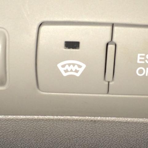 Was bedeutet der Knopf  - (knopf, Kia, Frontscheibe)