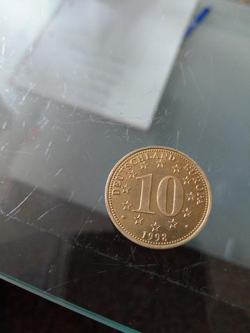 Was Ist Das Für Eine Münze Deutschland Europa Münze Münzen