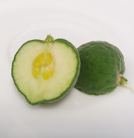 Was ist das für eine pelzige Frucht/Pflanze?