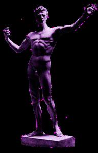 Was ist das für eine Statue/Skulptur?