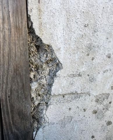 Was ist das für eine Wand?