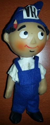 Werbefigur NV  - (Figur, Puppen, schreiner)