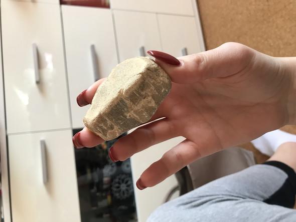 Was ist das? gefunden am Ostseestrand?