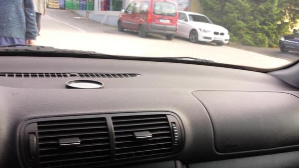 Was ist das hier im Innenraum? Audi A3 8L