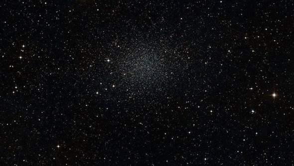 Was ist das hinter dem Sternen?