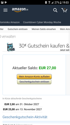 Amazon Bankeinzug Nicht Möglich