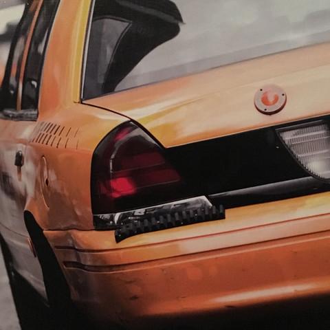 Taxi123 - (Gummi)