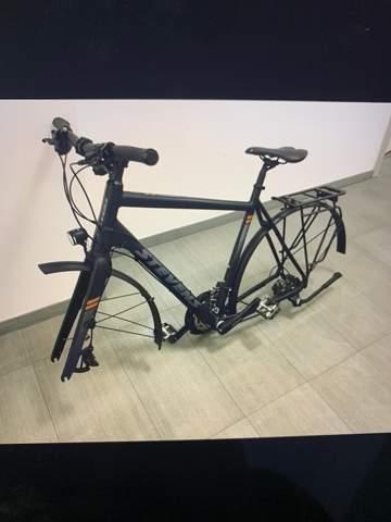 Was ist das Stevens Fahrrad noch wert?