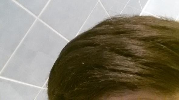 weiße spitzen haare