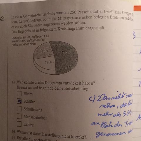 Bei dem hier - (Schule, Mathe, Statistik)