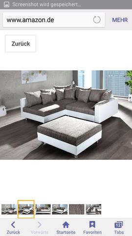 Was Ist Der Ottomane Auf Dem Bild Wohnen Sofa