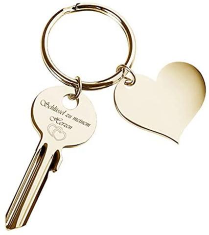 Was ist der Schlüssel zu Eurem Herzen?