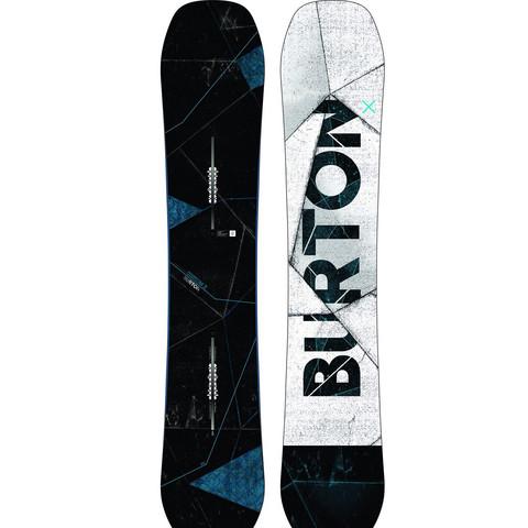 Was ist der Unterschied zwischen Burton Custom X flying V und Custom Flying V?