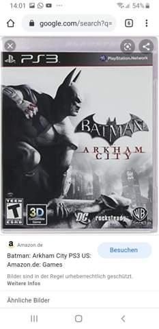 Was ist der unterschied zwischen den beiden (batman arkham city)?