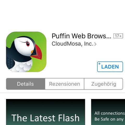 Puffin Web Browser - (Computer, PC, Internet)