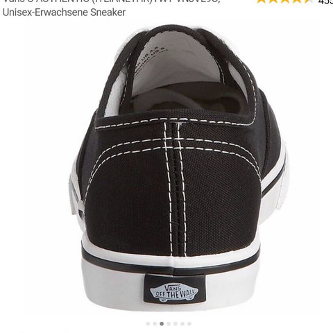 Schwarzes Zeichen - (Schuhe, Vans)