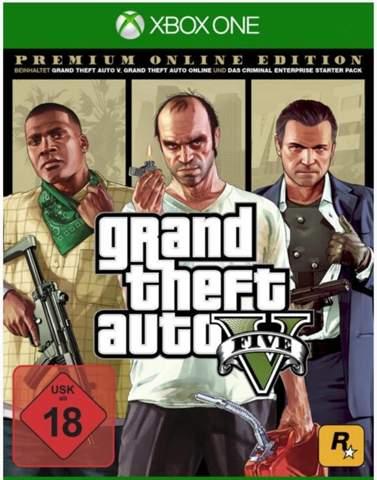 Was ist der unterschied zwischen der GTA premium edition und der GTA premium online edition?