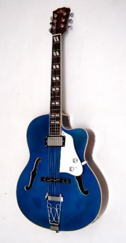 Jazzgitarre - (Gitarre, Musikinstrumente)
