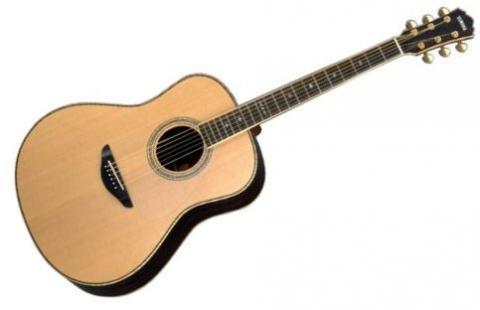 Akustikgitarre - (Gitarre, Musikinstrumente)