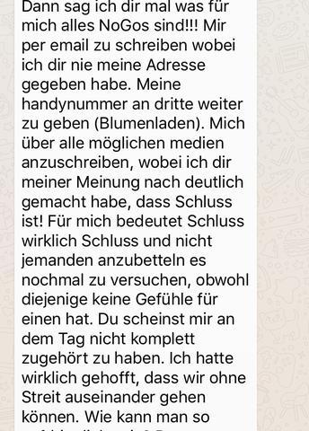 Freund ex abschiedsbrief an Abschiedsbrief Kindergarten