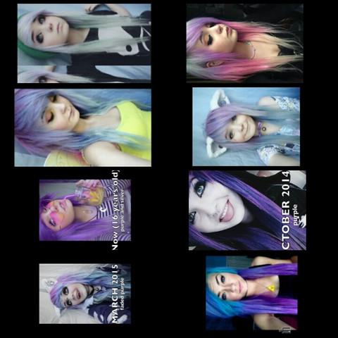 Danke im voraus - (Haarfarbe, directions)