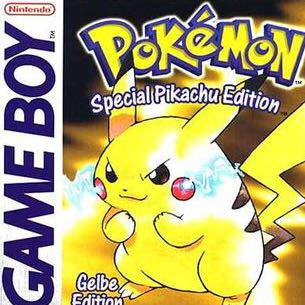Pokemon Gelbe Edition  - (Computer, PC, Spiele)