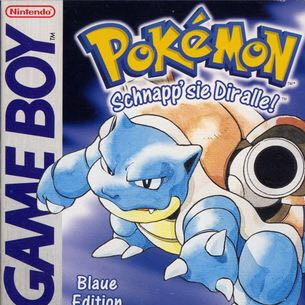 Pokemon Blaue Edition  - (Computer, PC, Spiele)