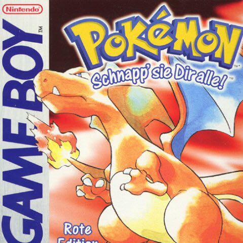 Pokemon Rote Edition  - (Computer, PC, Spiele)