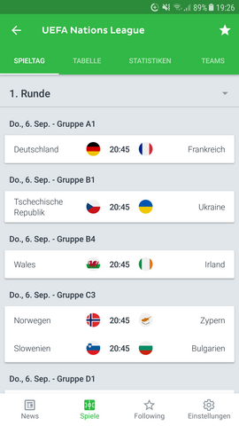 Was Ist Die Nations League