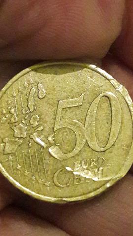 Was Ist Diese 50 Cent Münze Wert Geld Wirtschaft Münzen