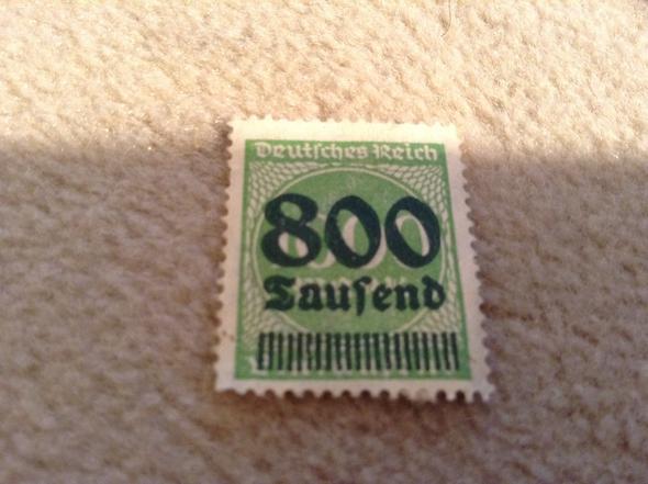Vorderseite - (Wert, Briefmarken)