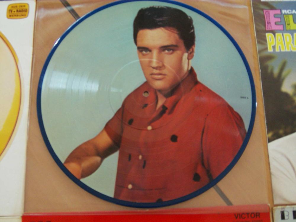 Elvis Schallplatten Wert