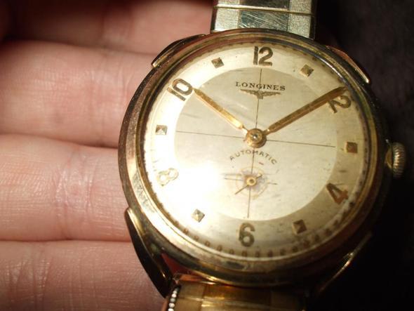 Uhr - (Uhr, Echtheit, longines)