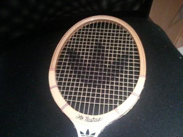 was ist dieser Tennisschläger heute wert?