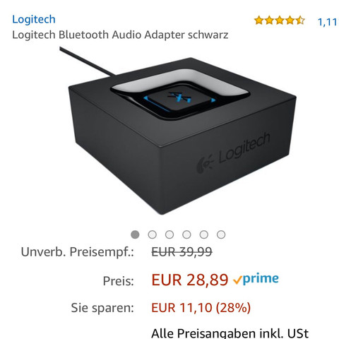 Adapter 1  - (Computer, PC, Handy)