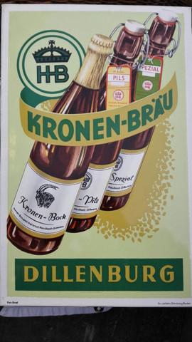 Schild - (Auto und Motorrad, Bier, Antiquitäten)