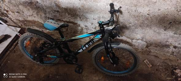 Was ist dieses Fahrrad noch Wert?