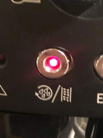 Was ist dieses Zeichen bei der Kaffeemaschine?