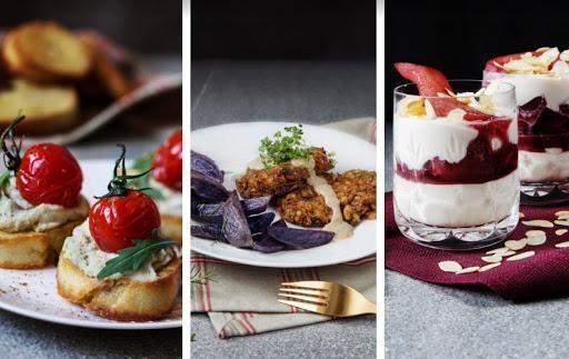 Was ist eigentlich euer Lieblings Vorspeise, Hauptspeise und Nachspeise 🍝?