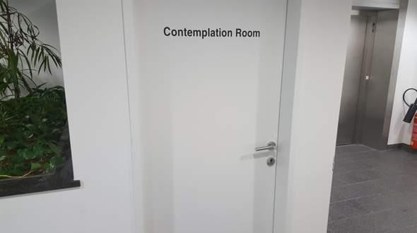 Was ist ein Contemplation Room?