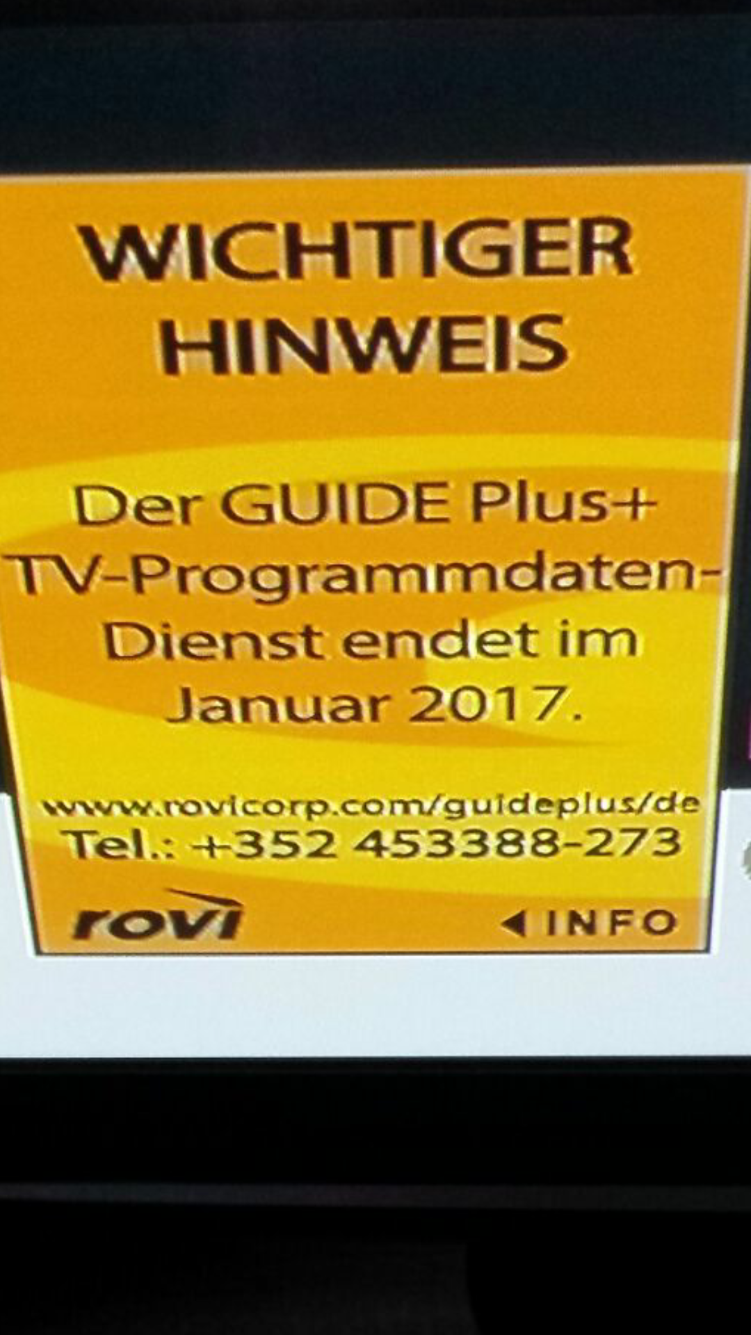was ist ein guide plus tv programmdatendienst was kann ich tun dvd recorder guide plus. Black Bedroom Furniture Sets. Home Design Ideas