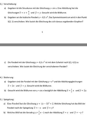 Aufgaben  - (Schule, Mathe, Hausaufgaben)